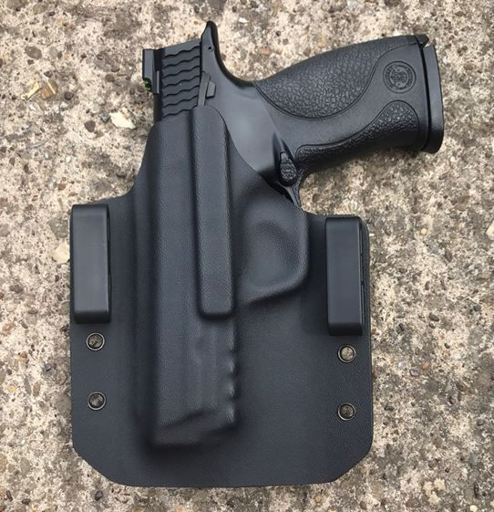 Gm Tactical S Amp W M Amp P Kydex Holster Black